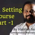 Goal Setting Course Part – 1